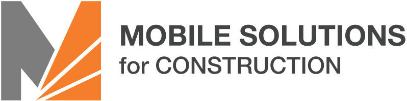 Mobile Solutions for Construction