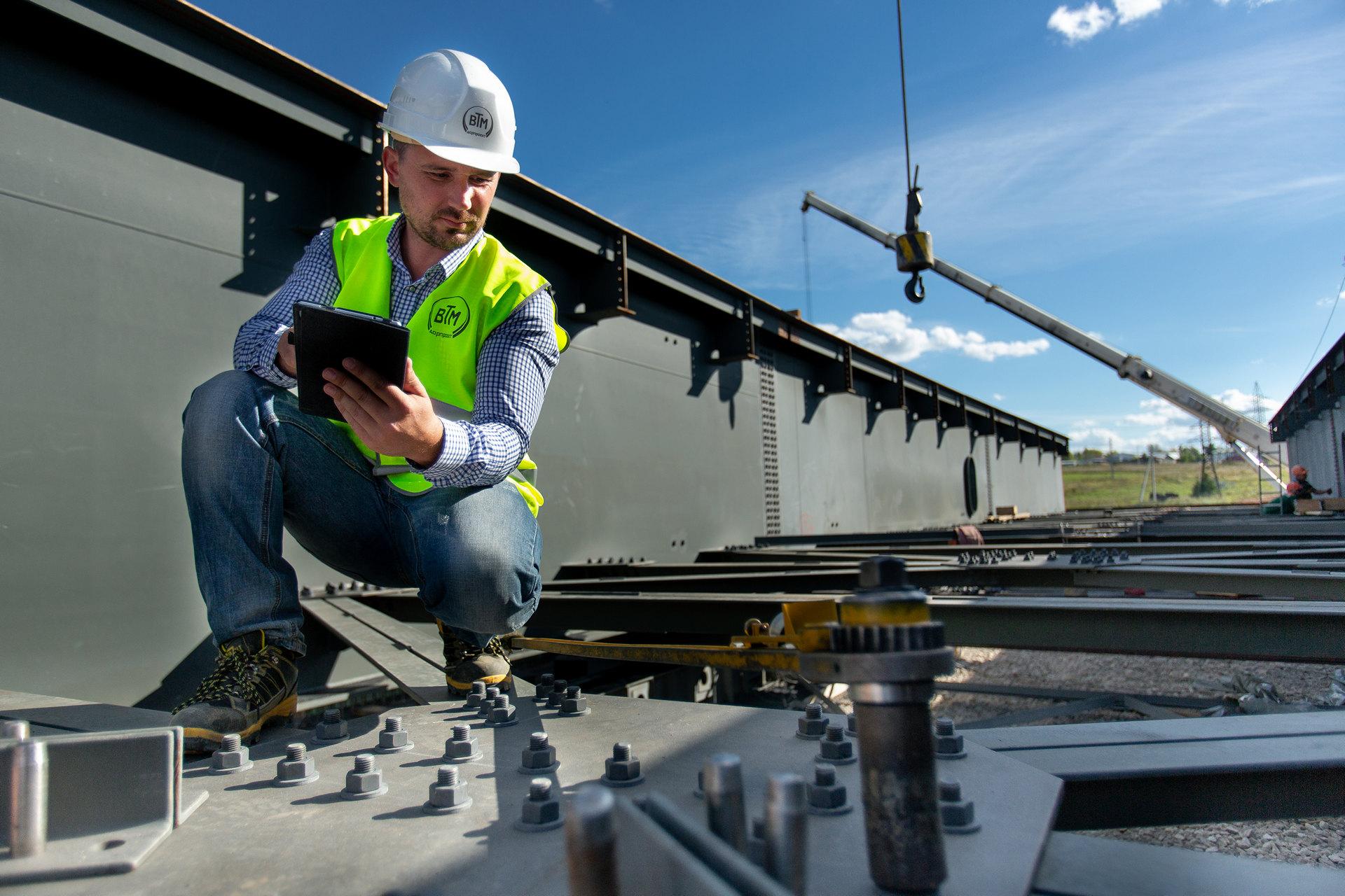 construction tablet